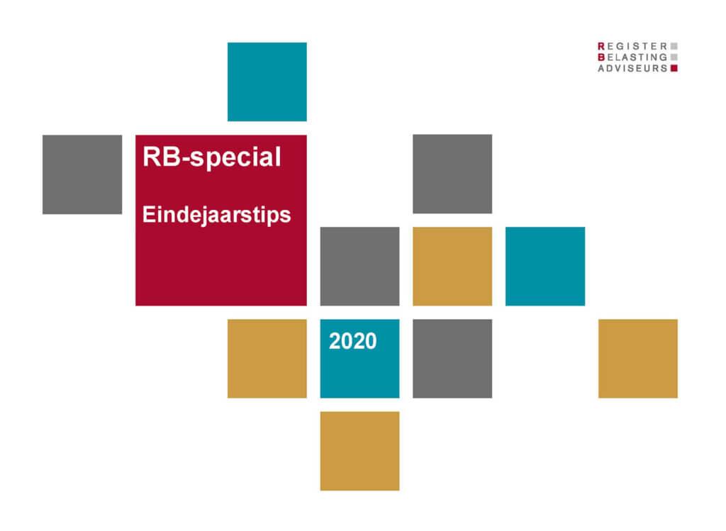 RB Eindejaarstips 2020